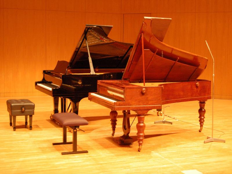 歴史的ピアノへのアプローチ~ショパン国際ピリオド楽器コンクール優勝者をお招きして~