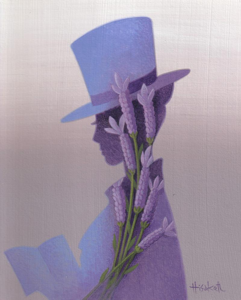 19世紀パリの紫式部