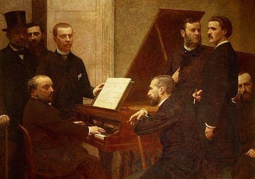 生誕二百年を迎える音楽家群像